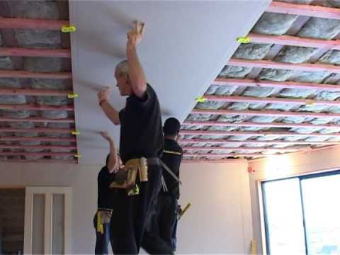 How Drywall, Plaster and Sheetrock Works