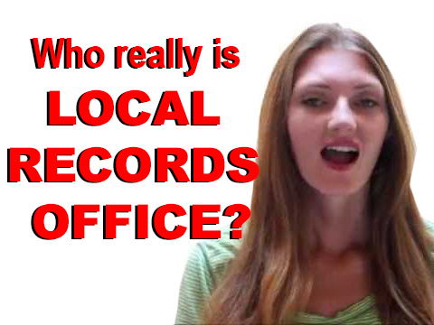 Local Records Office Property Profile Report Clarity Misleading House Listing