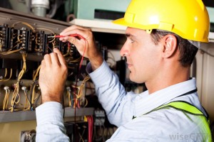 electrician-working-on-system-local-records-office