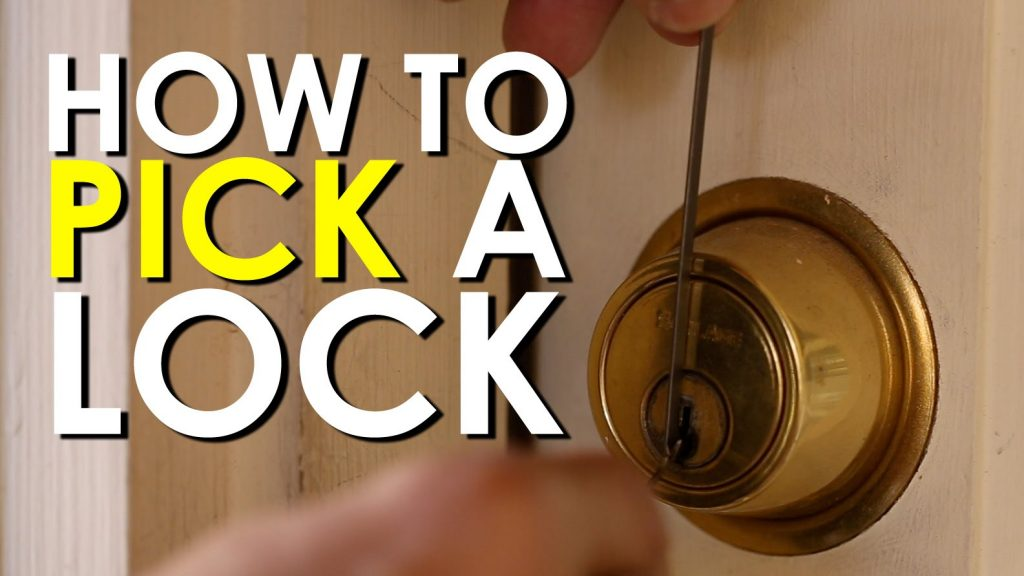 local records office how to pick lock like locksmith
