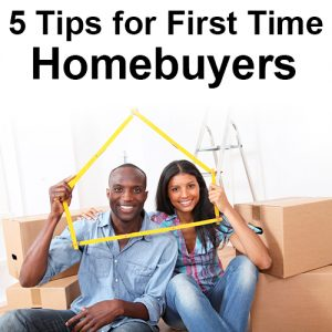 local records office - 5 Tips for First Time Homebuyers