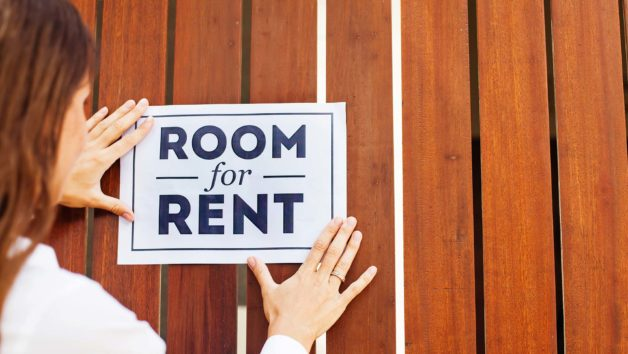 How to rent out your room in your house for extra cash for How to rent out a property