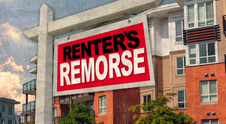 The Top Things Renters Regret About Their Apartment local records office