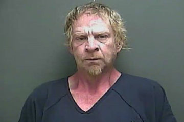 Indiana landlord accused of stabbing ex-tenant and resisting arrest