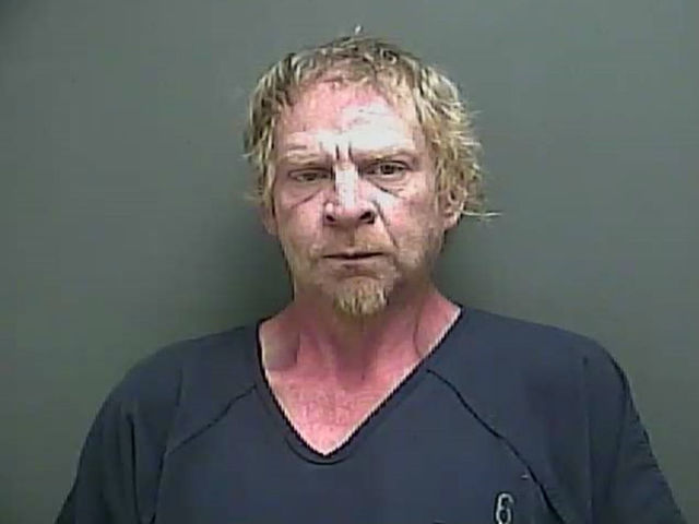 Indiana landlord accused of stabbing ex-tenant, resisting arrest