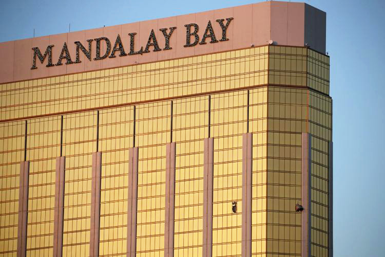 Las Vegas gunman Stephen Paddock was planning to escape but shot himself as SWAT team surrounded him