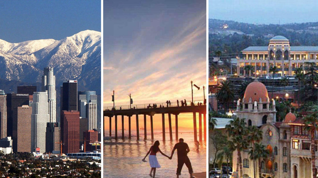 Los Angeles - Orange County - Inland Empire CA
