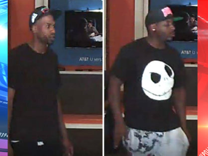 2 Dangerous Men Wanted For Robbing Douglas County AT&T Store