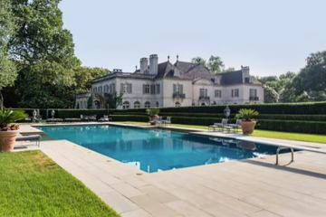 The most expensive single family home currently on the market in Dallas is an architectural marvel