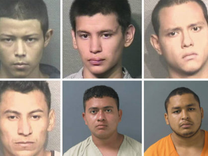 Police arrest 9 of 11 members of the MS-13 gang who committed 5 murders in the Houston area