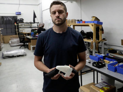 Man who printed 3D guns and planned to publish blueprints online is facing sexual assault charges