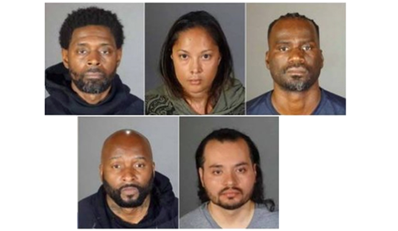 6 Gang Members Face Over 60 Felonies In Home-Invasion Robbery Spree Across LA County: Sentences Range from 9 Years to 196 years