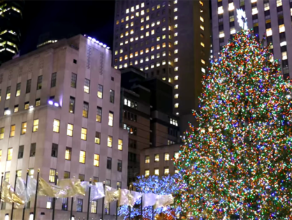 Rockefeller Center Reveals 2018 Christmas Tree