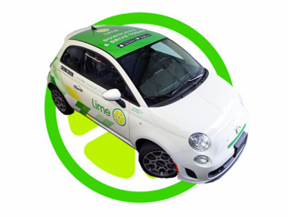 New Lime Car Service 'LimePod' Hits Seattle Early 2019