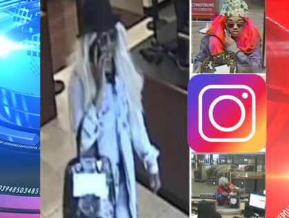 FBI captures woman who went on Texas bank robbing spree with the help of Instagram