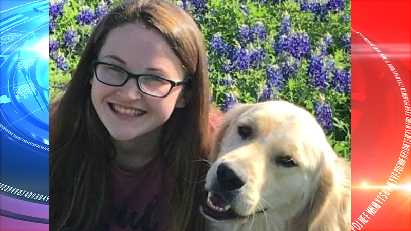 15-year-old Texas girl raised more than $40,000 reward toward finding person responsible for killing her service dog