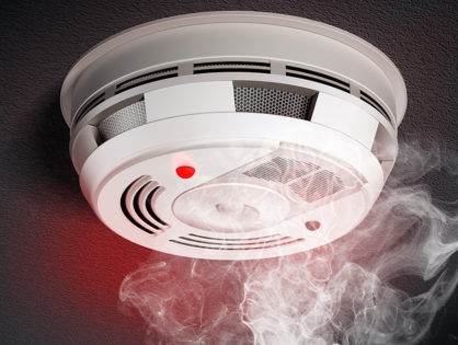 San Francisco residents are getting free fire alarms from the American Red Cross
