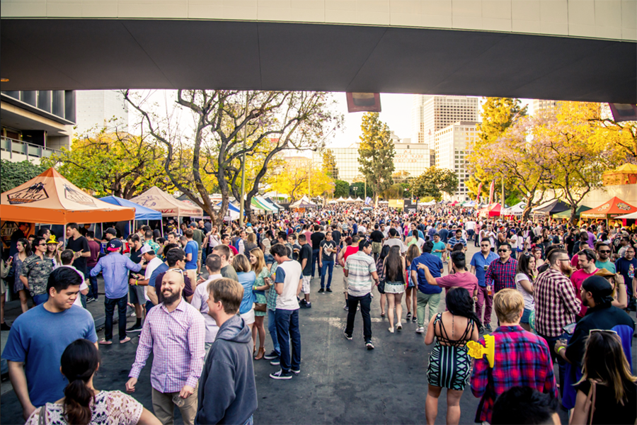 Los Angeles Fall Beer Festival coming to LA Center Studios