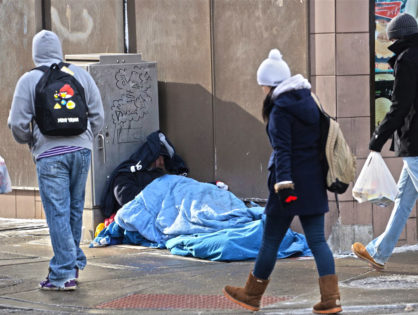 Homelessness becoming a big problem in Austin, Texas