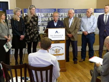 Law firm releases report naming over 100 Colorado Catholic clergy of sexual abuse (VIDEO)