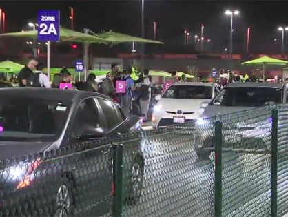 Angelenos are furious about the new LAX rideshare pickup lot (VIDEO)
