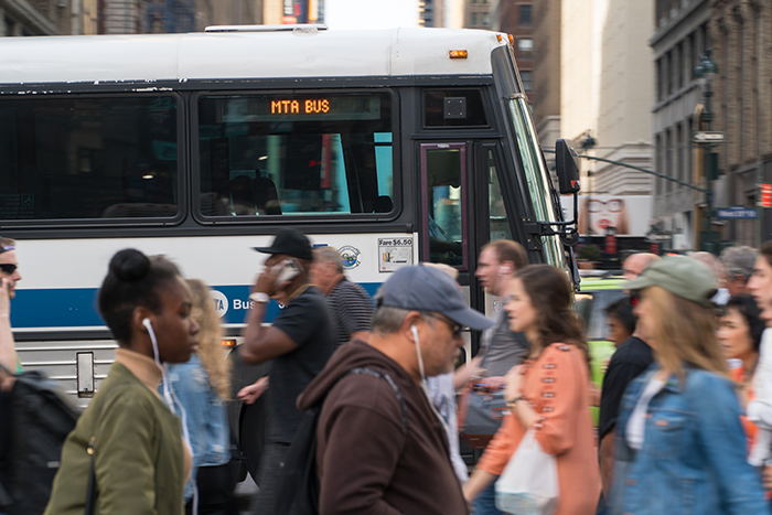 NYC buses are making it easier to travel to Washington DC