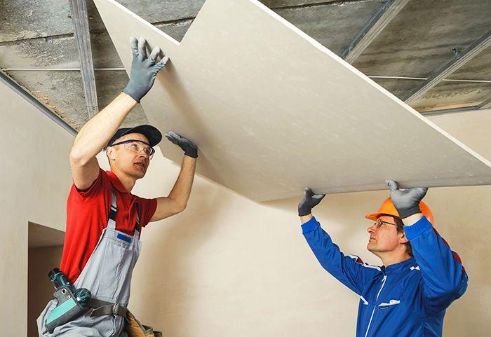 local-records-office-drywall-sheetrock-diy-interior-walls-framing-insulation-compressor