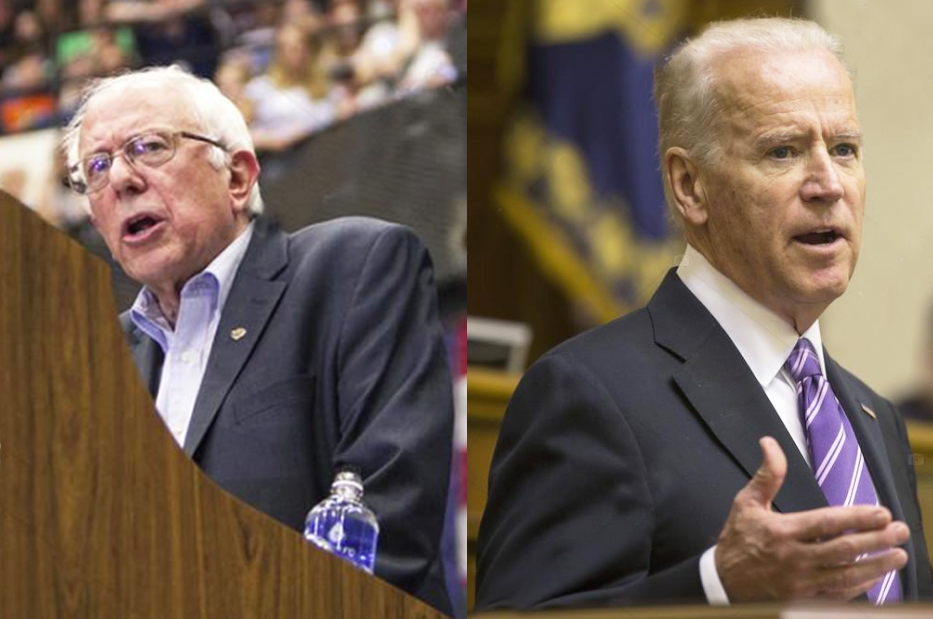Texas voters prefer Sanders over Vice President Joe Biden